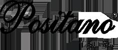 Positano moda shop footer - Logo
